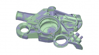 cad model from scan data