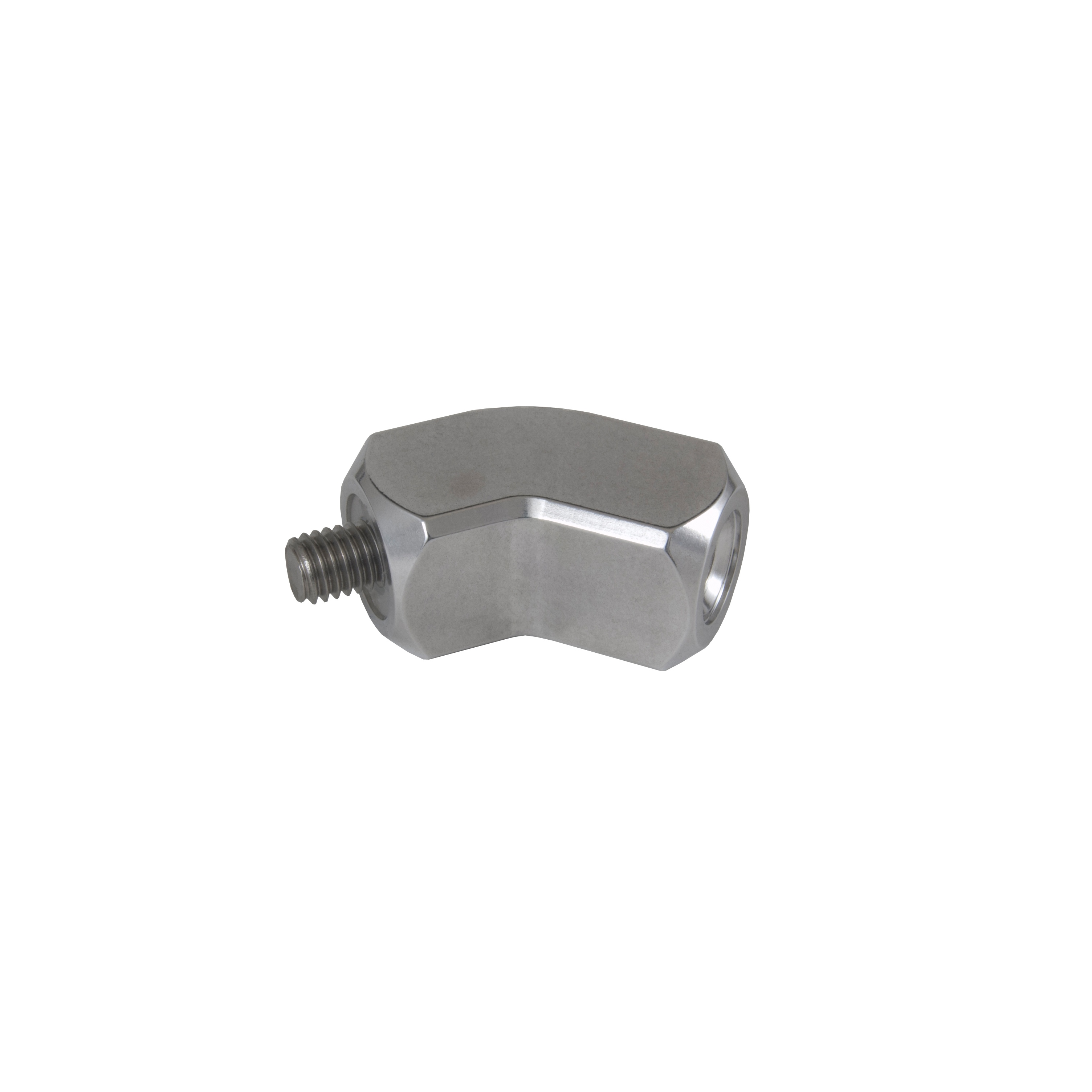 S-FIX 45 deg angled adapter m5